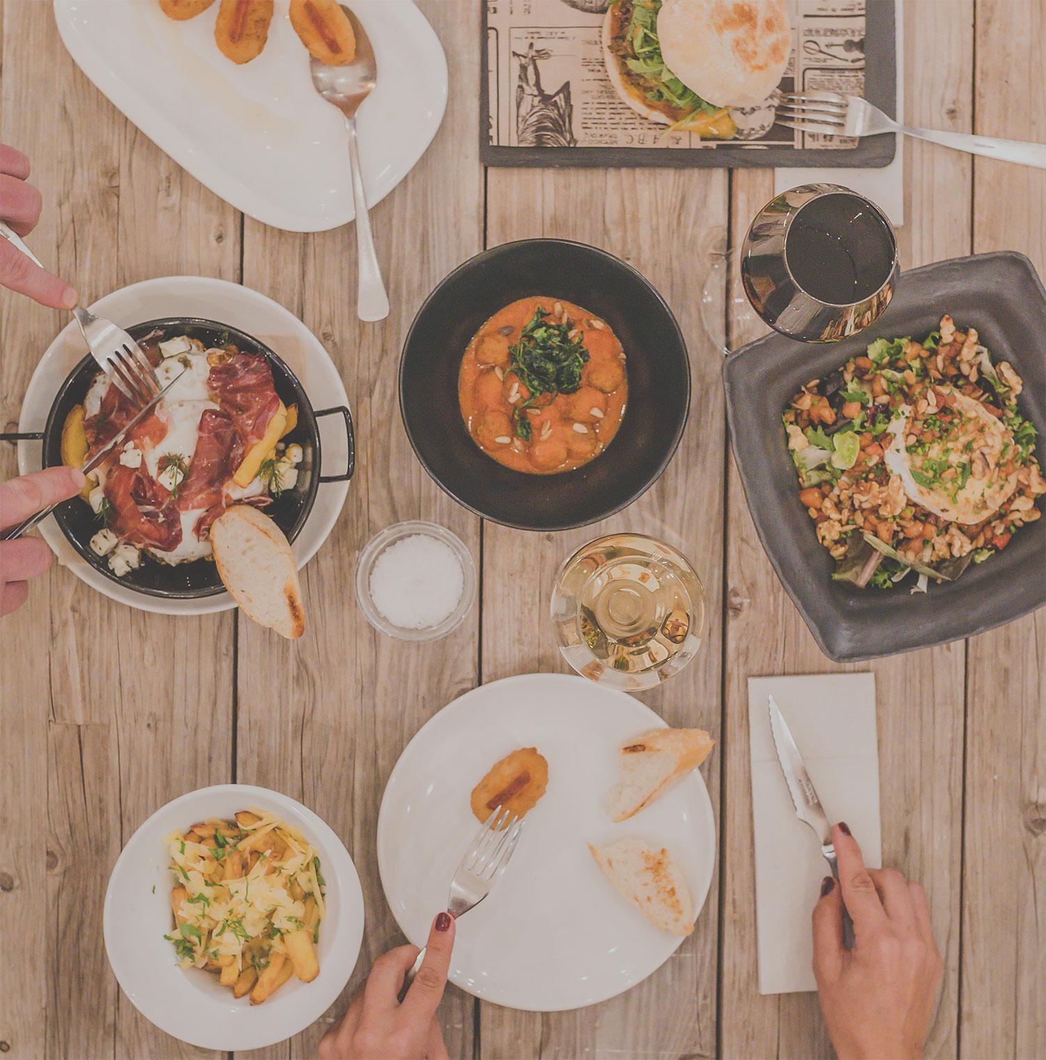 Fusión Born restaurante menorca